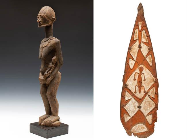 Tribal Art Auction - De Zwaan