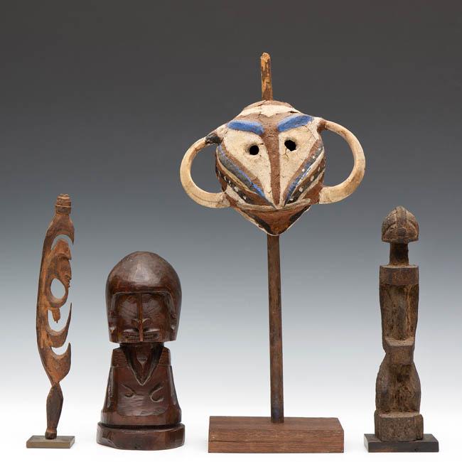 Tribal Art Sale - November 5th