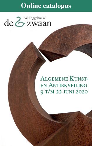 Algemene Kunst- en Antiekveiling 9 t/m 22 juni