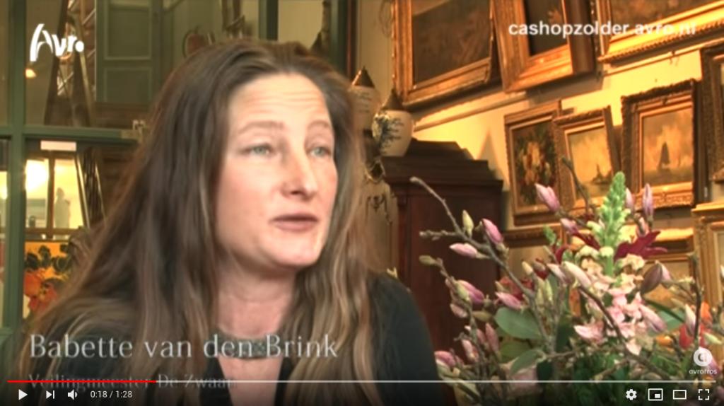 Youtube video Babette van den Brink